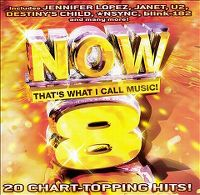 Cover  - Now That's What I Call Music! 8 [US]